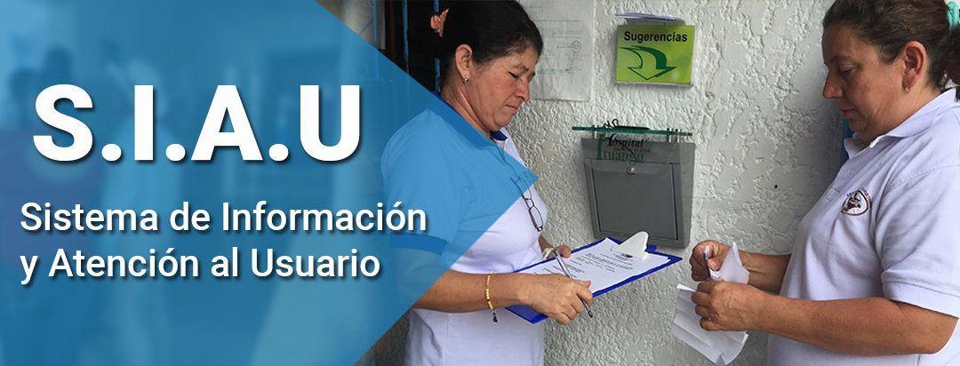 S.I.A.U – Sistema de Información y Atención al Usuario